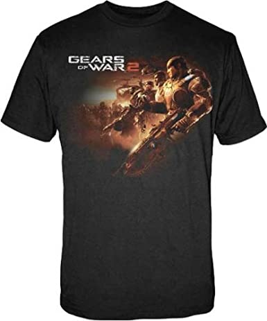 415e3gsmqtL. SX385  Gears of War – Macho Video Game Shirts?