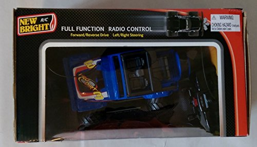 Pro Dirt Full Function Radio Control Jeep - Blue - 27 MHZ