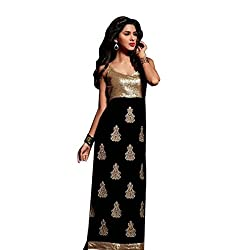 INDIAN PAKISTANI DESIGNER PARTY WEAR STRAIGHT ANARKALI SALWAR KAMEEZ SUIT PARTY WEAR BRIDAL WEDDING SEXY DRESS BRA