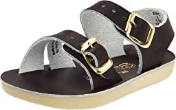 Salt Water Sandals by Hoy Shoe 2000-2002,Brown,4 M US Toddler