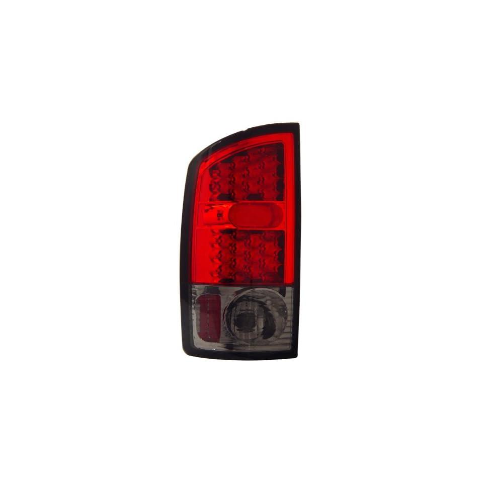 2002 2006 Dodge Ram KS LED Red/Smoke Tail Lights