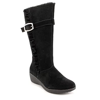 Amazon.com: London Fog Women's Monica Winter Boots,Black,10 M US