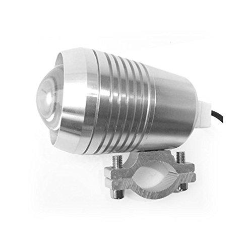 Cool Knight 12V 30W Led(Cree-U2) Motorcycle Electric Car Headlight Headlamp Floodlight