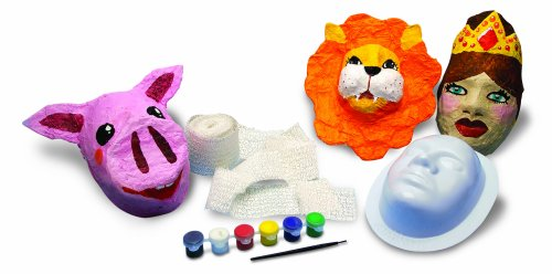 Educational Insights Make A Mask Kit - 1