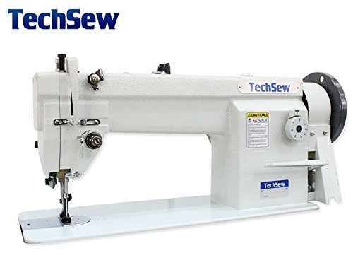 Techsew 1460 Leather Walking Foot Industrial Sewing Machine for upholstery, leather goods, (Techsew Leather Sewing Machine compare prices)