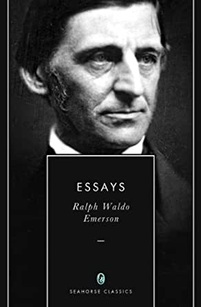 Self-Reliance and Other Essays: Ralph Waldo Emerson: 9780486277905 ...