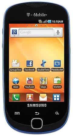 Samsung Gravity Smart, Sapphire Blue (T-Mobile)