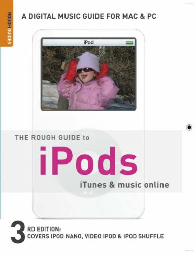 Rough Guide Ipods Itunes And Music Online 3e