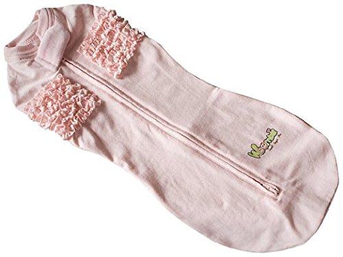 Woombie Deluxe, Ballet Pink, Big Baby 14-19 lbs