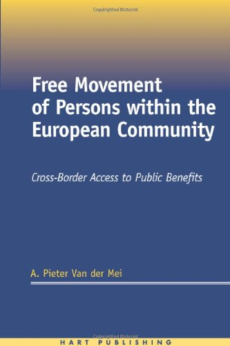 Free Movement of Persons within the European Community: Cross-Border Access to Public Benefits