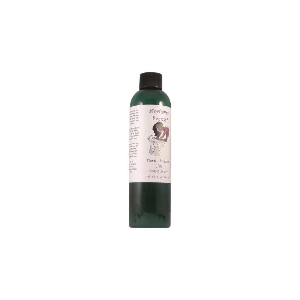 Northwest Scents Floral Bouquet Hair Conditioner for Black