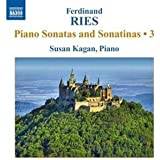 V 3: Piano Sonatas & Sonatinas