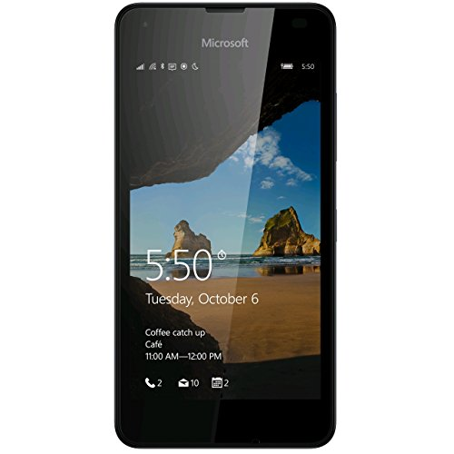 Microsoft Lumia 550 8GB 4G Black