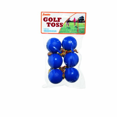 Franklin Sports Golf Tosses (Colors may vary)