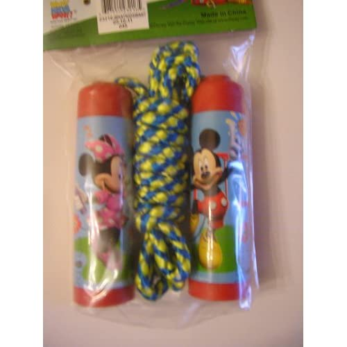 Disney Mickey & Minnie Mouse Jump Rope ~ Red