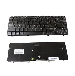 REGA IT Replacement For Hp Pavilion Dv4-2100 Series Dv4-2101tu Dv4-2101tx Laptop Keyboard Notebook Keypad