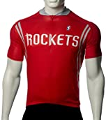 NBA Houston Rockets Mens Cycling Jersey by VOmax