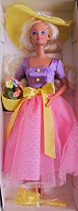 AVON Exclusive SPRING BLOSSOM BARBIE DOLL Special Edition 1st Series (1995)