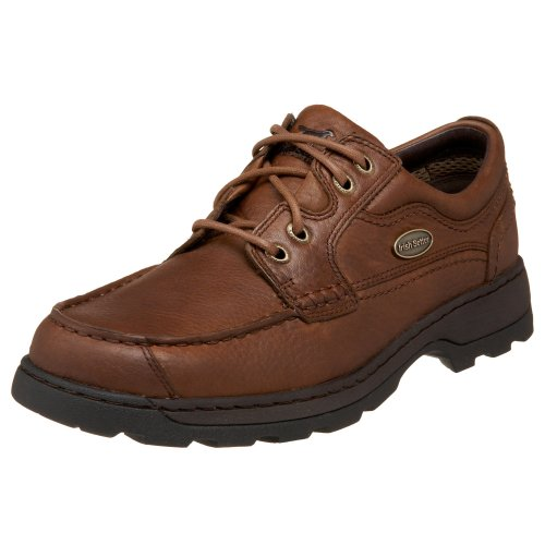 Irish Setter Men's Soft Paw Oxford Casual Shoe,Brown,10 EE US