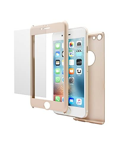 Unotec Protection Kit iPhone 6 / 6S goud