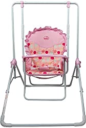 Apple Baby Swing (Pink)