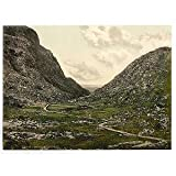 Gap of Dunloe Killarney Co Kerry Ireland 10x8 Reproduction Print