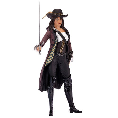 Picture of Jakks Pacific Pirates of the Caribbean On Stranger Tides 6 Inch Series 1 Action Figure Angelica (B004QUGOXM) (Jakks Pacific Action Figures)