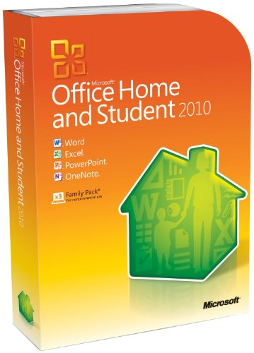 Microsoft office 2010 home and student family pack buy now