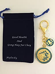 Producing Victory Enhancing Talisman Amulet Keychain USA Seller