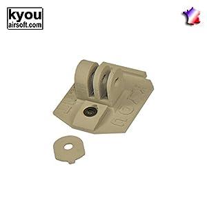 Kyou - NVG mount for Vozmodel or GOPRO - TAN