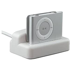 Hotsync & Charging Dock for Apple iPod Shuffle 2nd Generation