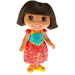 Fisher-Price  Dora The Explorer Coral Dora Doll