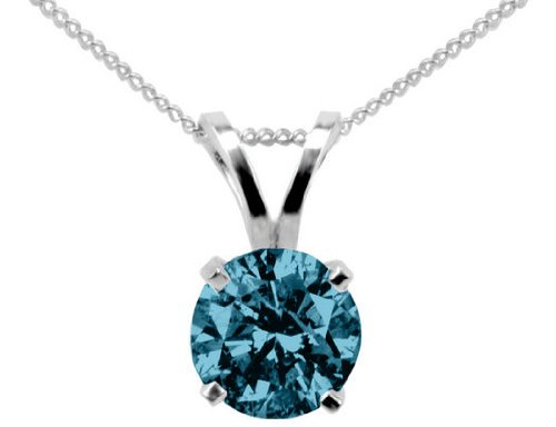 necklaces by ladies collections facets blue diamond pendants large pendant susong