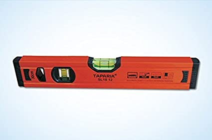 Taparia SLM 1012 Spirit Level with Magnet Image