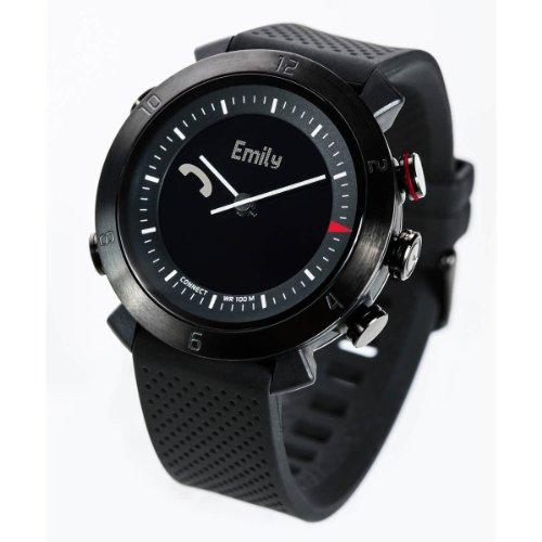 Cogito Classic - Smartwatch LCD con patanlla t�ctil, negro
