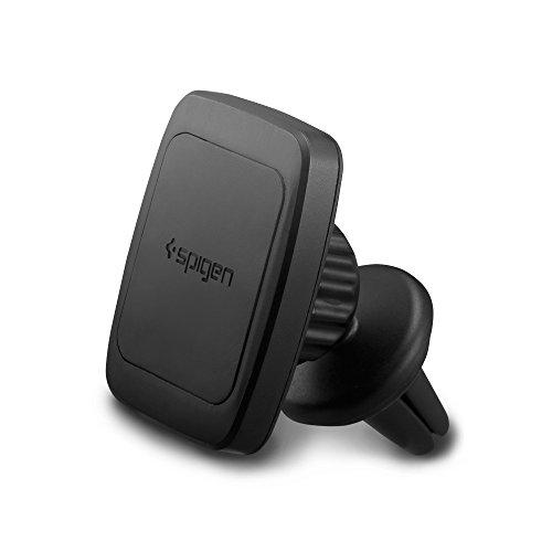 Spigen A201 Car Mount Premium Magnetic Air Vent Phone Holder for iPhone 7 / 7 Plus / 6S / 6S Plus / Galaxy S7 / Galaxy S7 Edge / LG / HTC / Nexus (Note Edge Cases Spigen compare prices)