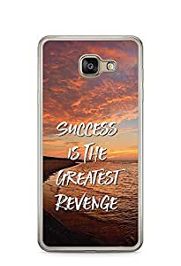 YuBingo Success is the Greatest Revenge Designer Mobile Case Back Cover for Samsung Galaxy A7 2016