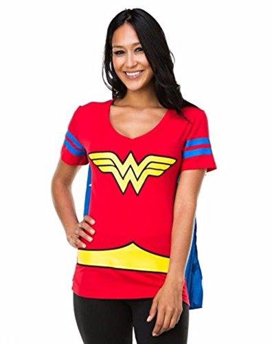 Wonder Woman Blue Stripes
