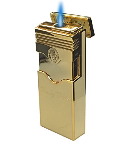 Colibri Rocky Patel Edge Cream & Gold Lighter (Rocky Patel Edge compare prices)