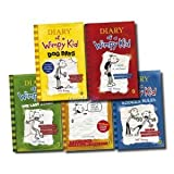 Diary of a Wimpy Kid series: 5 books: box set (Diary of a Wimpy Kid / Rodrick Rules / The Last Straw / Dog Days /Do It Yourself book �33.95)by Jeff Kinney