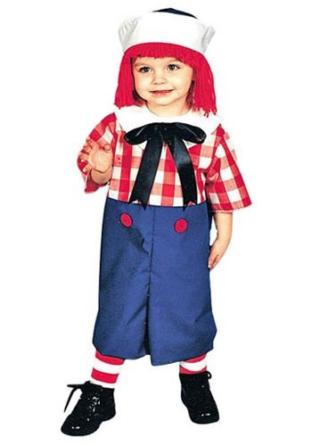 Littl (Raggedy Ann Costume And Andy)