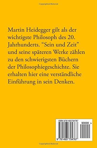 Martin Heidegger: Sein Leben und seine Werke