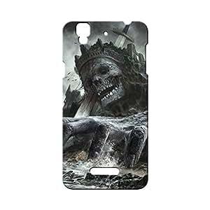 BLUEDIO Designer Printed Back case cover for Micromax Yu Yureka - G3048