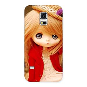 Tiny Bride Girl Back Case Cover for Galaxy S5 Mini