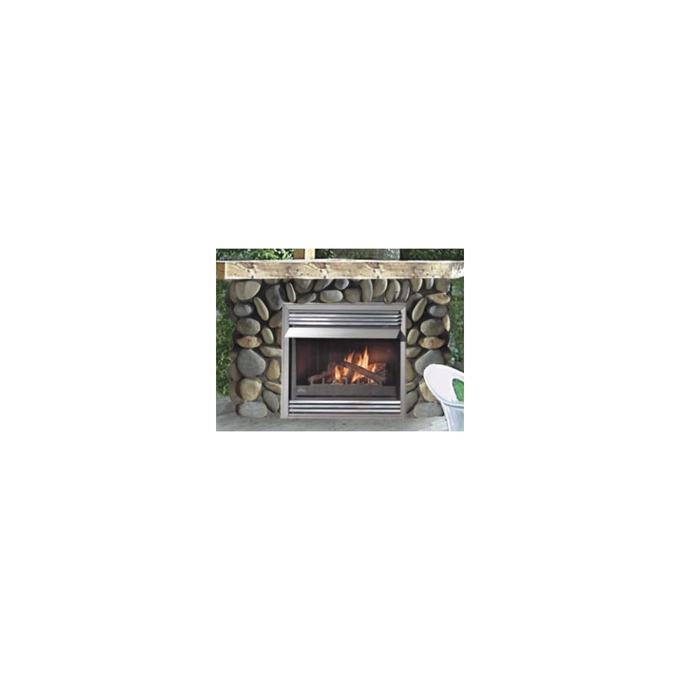 napoleon outdoor gas fireplace on popscreen