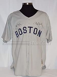 Roger Clemens Boston Red Sox Signed Autographed 1987 Jersey Size 56 by Your Sports Memorabilia Store