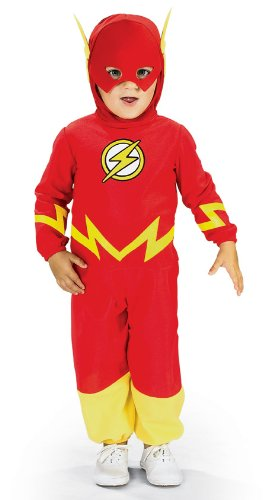 Justice League The Flash Toddler Costume