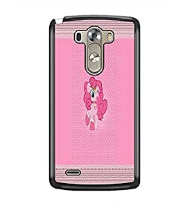 PrintDhaba Cartoon D-3556 Back Case Cover for LG G3 (Multi-Coloured)