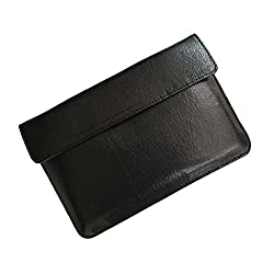 i-KitPit : PU Leather Pouch Case For ASUS fonepad 7 (BLACK)