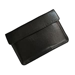 i-KitPit : PU Leather Pouch Case For Samsung Galaxy Note 10.1 (BLACK)